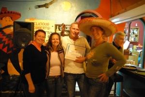 Gringo's Certificate